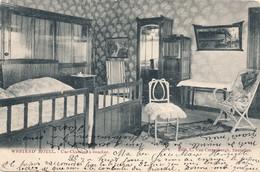 CPA - Belgique -  Flandre Occidentale - Westende - Westend' Hotel - Une Chambre à Coucher - Westende
