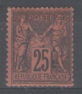 N°91 GNO (aspect *)    - Cote NSG 500€ - - 1876-1898 Sage (Type II)