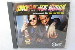 """CD """"Smokin' Joe Kubek"""" Featuring Bnois King, Take Your Best Shot - Blues"""