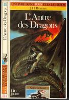 """L-D-V-H N° 314 """" L'ANTRE DES DRAGONS """" - Fantasy"""