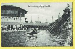 * Liège - Luik (La Wallonie) * (Nels, Nr 166 D) Exposition, Expo 1905, Water Chute, Bateau, Animée, Bayern Café - Luik