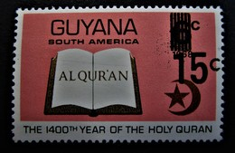 B2465 - Guyana - 1983 - Mich. 938b - MNH - Guyana (1966-...)
