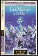 "L-D-V-H N° 334 "" LES MAITRES DU MAL "" - Fantasy"