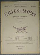 L'Illustration 3645 4 Janvier 1913 Poincaré Et Ribot/Janina/Cyclone à Madagascar/Club Des Cent/Marie Brizard Capiello - Zeitungen