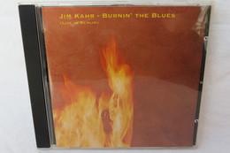 "CD ""Jim Kahr"" Burnin' The Blues, Live In Berlin - Blues"