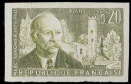 FRANCE Essais  1271 Essai En Olive: Marc Sangnier - Essais