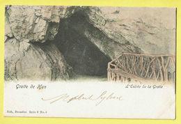 * Han Sur Lesse (Rochefort - Namur - La Wallonie) * (Nels, Série 8, Nr 8) Grotte De Han, Entrée De La Grotte, Grot, TOP - Rochefort