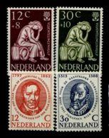 Pays-Bas 1960 Mi. 744-745 Neuf ** 100% Réfugiés: 751-752 De La Santé Mentale - Unused Stamps