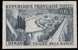 FRANCE Essais  1315 Essai En Ardoise: Dinan, Viaduc Et Le Vieux Pont - Essais