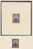 BELGIQUE COB  436 + BL5 MNH - Unused Stamps