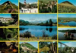 CPSM La Haute Auvergne                     L2787 - France