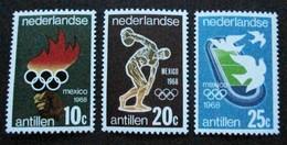 B1516 - Nederlandse Antillen - 1968 - Sc. 313-325 - MNH - Niederländische Antillen, Curaçao, Aruba