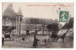 89  CHAMPCEVRAIS   Domaine De Prie - France