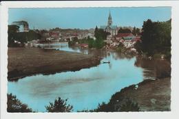 SABLE SUR SARTHE - SARTHE - VUE GENERALE ET LES BORDS DE LA SARTHE - Sable Sur Sarthe