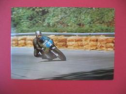 Carte Moto   Pasolini  Benelli 350 - Motos