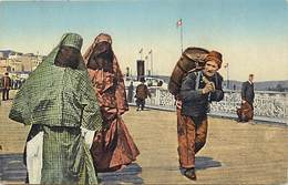 Pays Div- Ref R290- Turquie - Constantinople - Dames Turques - - Turquie