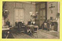 * Gent - Gand (Oost Vlaanderen) * (nr 256/4342 D.E.C. Wilfried Deyhle's) Demi Pensionnat, Place Du Marais, Parloir - Gent