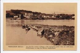 CPA 69 VERNAISON Agreable Petite Ville - Autres Communes
