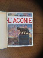 LOMBARD Jean - LEROUX A. (Illustrateur)  L'agonie. - Kultur