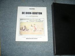 René Ville  De Dion-Bouton - Auto