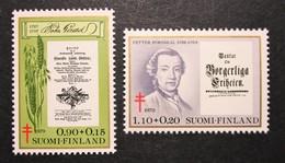 B1275 - Finland - 1979 - Sc. B219-B220 - MNH - 0.35 - Finnland