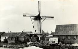 Molen Korenlust, Stellendam, Korenmolen, Windmill, Real Photo - Watermolens