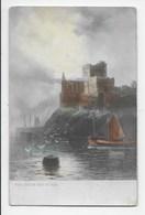 Peel Castle Isle Of Man - Undivided Back - Tuck Series 5078 - Isle Of Man