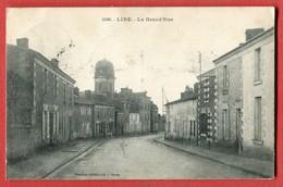 CPA 49 - LIRE - La Grande Rue N°3566 - Altri Comuni