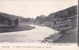 CPA Bouillon - La Vallée De La Semois (en Aval) Et Le Château - D.V.D. N° 12318 Edition A. Bourland - Bouillon
