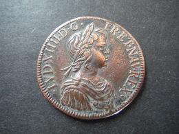 Jeton Collection BP - Trésor Des Rois De France - Ecu Louis XIV 1643 - France