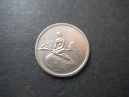 Jeton Utilitaire KS - Copenhague Danemark - Petite Sirène - Tokens & Medals