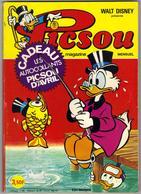 PICSOU-MAGAZINE N°50 Sans Le Cadeau - Picsou Magazine