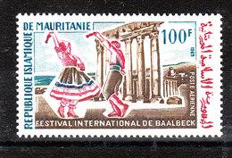 Mauritania - 1969. Folklore: Festa E Danza Baalbek. MNH - Danza
