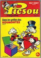 PICSOU-MAGAZINE N°61 - Picsou Magazine