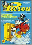 PICSOU-MAGAZINE N°62 - Picsou Magazine