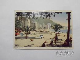 Rio De Janeiro. - Praia De Copacabana. (23 - 9 - 1955) - Copacabana