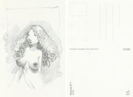 LOISEL : Carte Postale N°48 ESQUISSE 1 De Octobre 1995 - Loisel