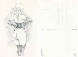 LOISEL : Carte Postale N°49 ESQUISSE 2 De Octobre 1995 - Loisel