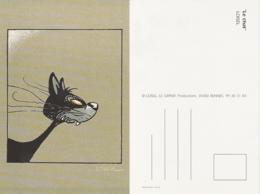 LOISEL : Carte Postale LE CHAT - Loisel
