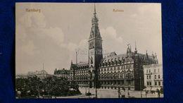 Hamburg Rathaus Germany - Germania
