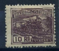 Brésil 1923 Mi. 249 Neuf * 40% Culture, 10 R - Ungebraucht