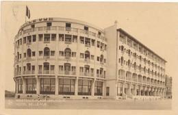 CPA - Belgique -  Flandre Occidentale - Westende - Hôtel Belle-Vue - Westende