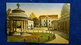 Bad Liebwerda Kurplatz Czech - Repubblica Ceca