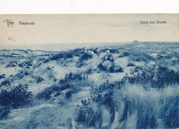 CPA - Belgique -  Flandre Occidentale - Westende - Dans Les Dunes - Westende