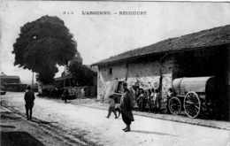 L'ARGONNE RECICOURT 1916 TBE - Guerra 1914-18