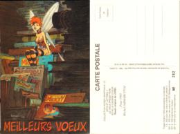 LOISEL : Carte Vœux GRAFFAN (numerotée) - Loisel