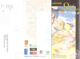 LOISEL : Depliant Salon SAINT MALO 2000 - Loisel