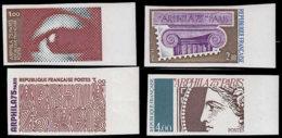 FRANCE Essais  1830/1833, Série En Essais Polychromes, Bdf: Arphila 75 - Proofs