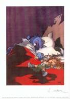 LOISEL : Exlibris Librairie KROKI (signé) - Loisel