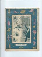 1900 Théâtre Robert-Houdin L'Acrobate Automate Antonio Diavolo Magie Prestidigitation Cahier Complet 225x175 Mm 4 Scans - Protège-cahiers